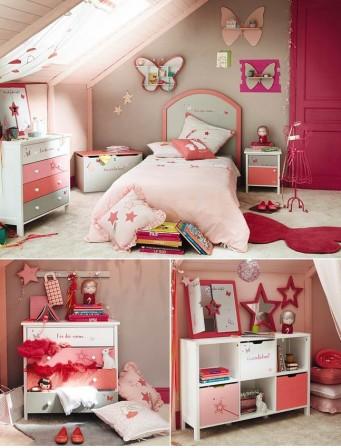chambre fille : idée deco et meubles chambre petite fille de 3 ans ...