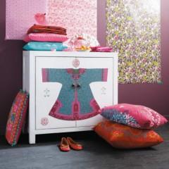 Meuble de rangement chambre fille mobilier et meuble for Meuble bas chambre enfant