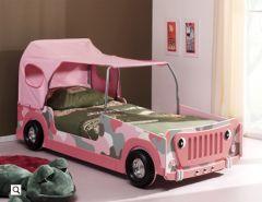 Mot cl lit fille d corer - Lit voiture pour fille ...
