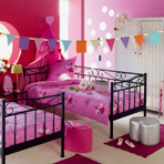Mot cl id es d corer - Decoration pour chambre de fille ...