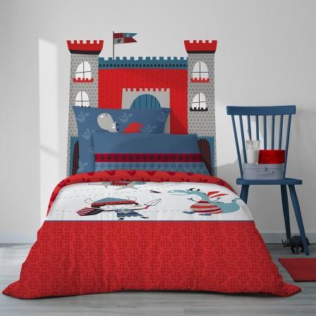 Meubles pour chambre de chevalier : le lit pour enfant de chevalier ...