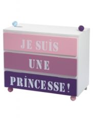 meuble et mobilier chambre de fille - La commode pour chambre de ...