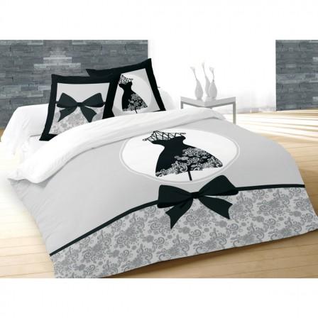 design et moderne cette parure apportera une touche chic la chambre dune adolescente housse de couette - Housse De Couette Moderne