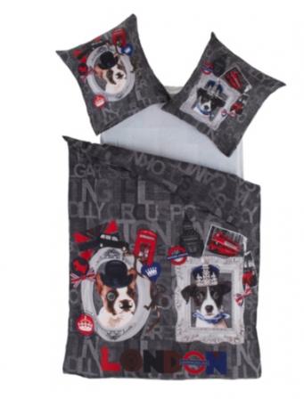 housse de couette ado adolescent linge de lit housse couette parure compl te mode pour. Black Bedroom Furniture Sets. Home Design Ideas