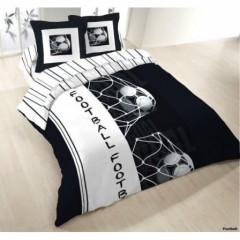 foot linge de lit Décoration et meuble football pour chambre d'enfant   aménager et  foot linge de lit