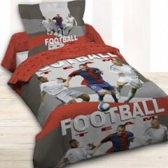 D coration et meuble football pour chambre d 39 enfant for Parure de lit pas chere