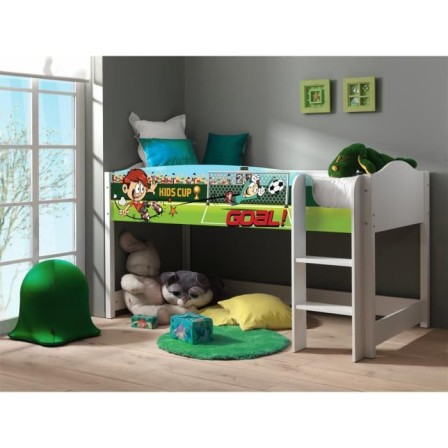 d coration et meuble football pour chambre d 39 enfant. Black Bedroom Furniture Sets. Home Design Ideas