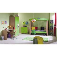 Meubles et mobilier pour les chambres de garçon : lit, armoire ...