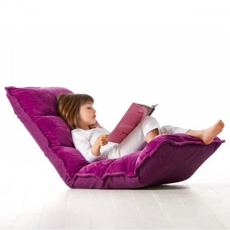 Coussin pouf fauteuil canape pour enfant meuble for Coussin d exterieur pas cher