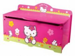 coffret jouets hello kitty pour rangement chambre enfant et deco hello kitty - Hello Kitty Chambre Bebe