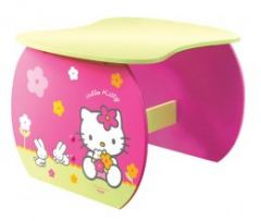 table hello kitty pour chambre denfant - Hello Kitty Chambre Bebe
