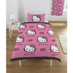 404 not found - Housse de couette hello kitty 220x240 ...
