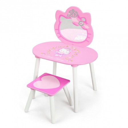d corer pour chambre d 39 enfant hello kitty etag re pour chambre de fille hello kitty. Black Bedroom Furniture Sets. Home Design Ideas