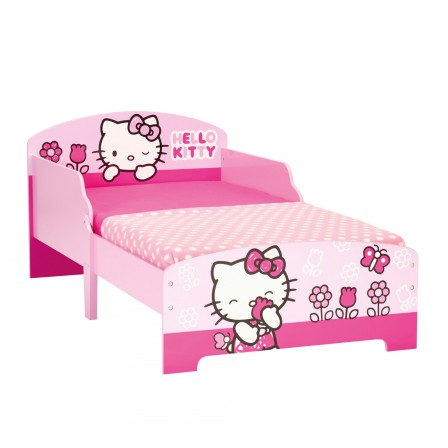 Mot cl decoration hello kitty d corer for Chambre enfant fille hello kitty