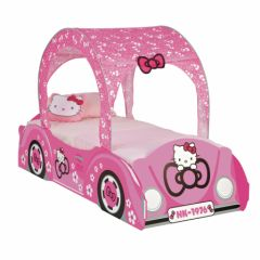 lit hello kitty fille 3 ans 4 ans 5 ans 6 ans - Decoration Hello Kitty Chambre