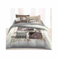 Linge de lit pour adolescent ou junior la housse de for Parure de lit pas chere
