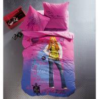 soldes sur le linge de lit pour enfants et juniors housse de couette filles. Black Bedroom Furniture Sets. Home Design Ideas