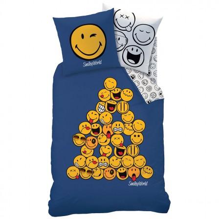 smiley linge de lit Linge de lit pour adolescent ou junior : la housse de couette  smiley linge de lit