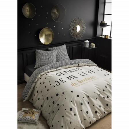 parure et housse de couette linge de lit ado 220 x 240 housses de couette pas ch res pour lit. Black Bedroom Furniture Sets. Home Design Ideas