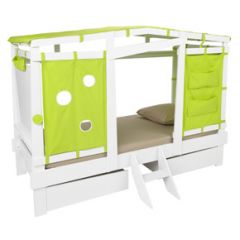 tente pour lit enfant tente lit enfant sur enperdresonlapin. Black Bedroom Furniture Sets. Home Design Ideas