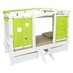 mot cl lit cabane enfant d corer. Black Bedroom Furniture Sets. Home Design Ideas