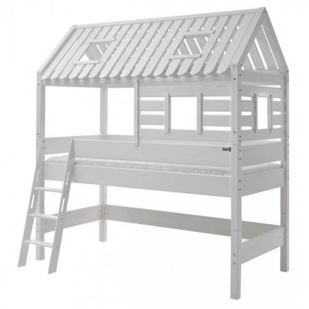 lit cabane enfant lit surelev pour fille et gar on lit. Black Bedroom Furniture Sets. Home Design Ideas