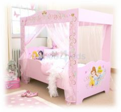 chambre de fille et s lection de lits et de meubles de princesses lit carosse lit baldaquin. Black Bedroom Furniture Sets. Home Design Ideas