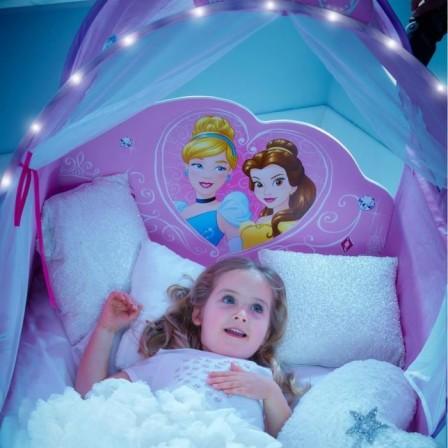 Lit Princesse Meuble Chambre De Princesse Pour Enfant Le Lit