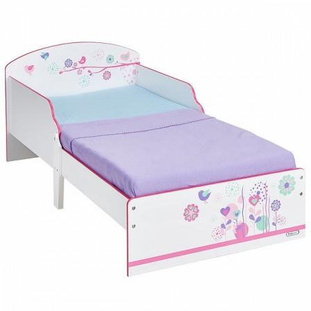 Lit pour chambre de fille lit original pour am nager une chambre de fille - Petit lit pour enfant ...