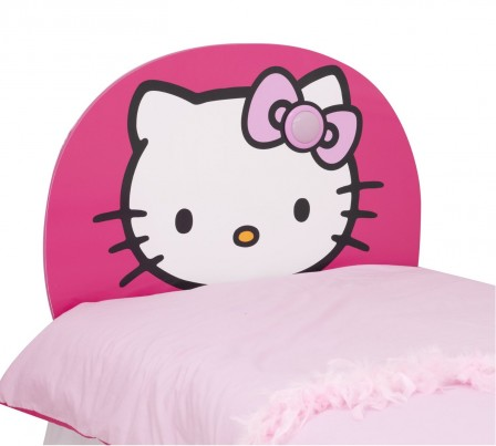 with lit hello kitty pas cher. Black Bedroom Furniture Sets. Home Design Ideas
