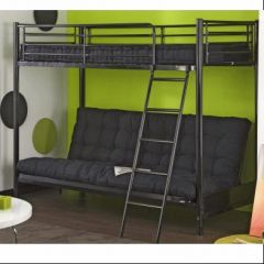 lit mezzanine pour adolescent en promotion meubles. Black Bedroom Furniture Sets. Home Design Ideas