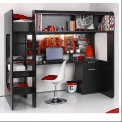 lit mezzanine pour adolescent