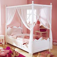Meuble table moderne lits des enfants - Lit enfant baldaquin ...
