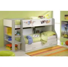am nagement de chambre d 39 enfant lit pour enfants lit tages pour 2 enfants lit combin. Black Bedroom Furniture Sets. Home Design Ideas