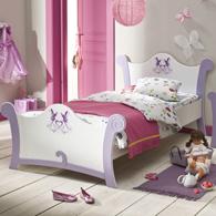 decoration et mobilier chambre de fille : Baldaquin Lit Princesse ...