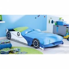 meuble chambre d 39 enfant le lit voiture pour enfant une imitation de la formule 1 lit. Black Bedroom Furniture Sets. Home Design Ideas