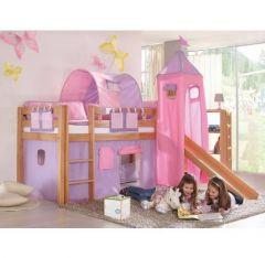Mot cl lit enfant d corer - Lit chateau pour petite fille ...