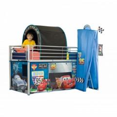 Chambre enfant cars disney lit enfant cars meubles cars for Idee deco chambre garcon 4 ans