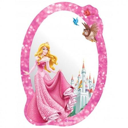 Décorer une chambre de princesse avec le miroir de princesse ...