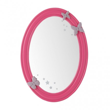 Miroir porte manteau pour d corer une chambre de fille for Miroir dans chambre
