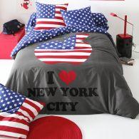 housse 220 x 240 i love new york ny housse tendance jeune pas cher original drapeau us grise bleu et rouge.jpg