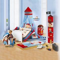 decoration chambre pirate