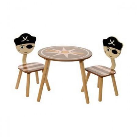 d coration chambre d 39 enfant le rangement de pirate d corer. Black Bedroom Furniture Sets. Home Design Ideas