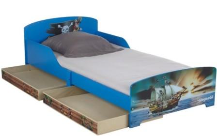 Lit garcon lit pour gar on lit original garcon lit for Rangement chambre enfant pas cher