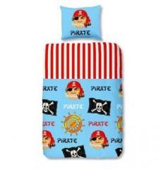 linge de lit pour les pirates la housse de couette pirate des cara bes decoration de pirate. Black Bedroom Furniture Sets. Home Design Ideas