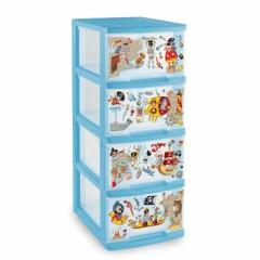 rangement pirate : boîte, meuble rangement, coffre pirate pour aménager une chambre d'enfant ...