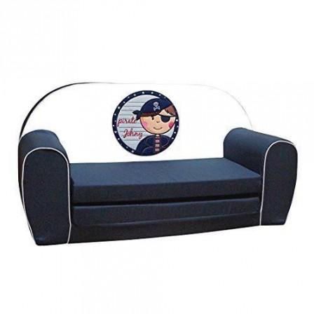 Lit pirate lit pour chambre de pirate et housse de couette de pirate meubl - Canape fauteuil pas cher ...