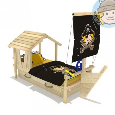 D Corer La Chambre D 39 Un Gar On Sur Le Th Me Des Pirates Linge De Ilt Accessoires Et D Co De