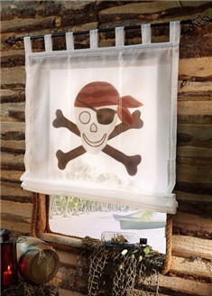 D corer la chambre d 39 un gar on sur le th me des pirates linge de ilt accessoires et d co de - Accessoire de chambre ...
