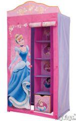Transformer la chambre de votre enfant en v ritable chambre de princesse to - Armoire fille princesse ...